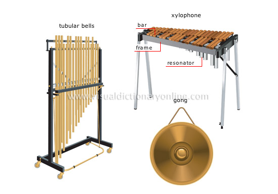ARTS & ARCHITECTURE :: MUSIC :: PERCUSSION INSTRUMENTS [5