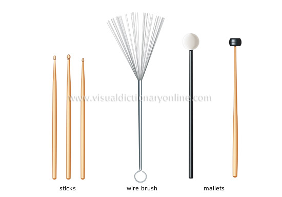 percussion instruments [6]
