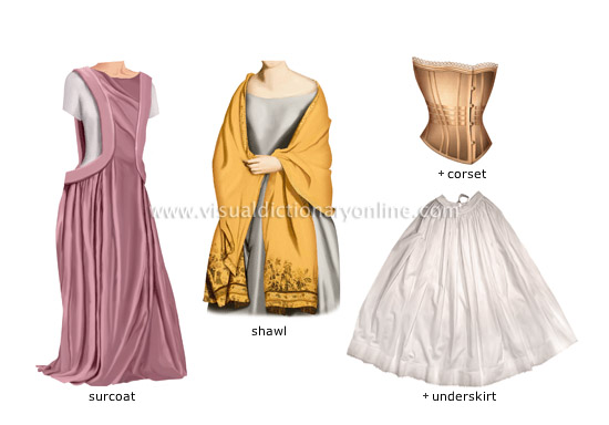 CLOTHING & ARTICLES :: CLOTHING :: ELEMENTS OF ANCIENT COSTUME [5 ...