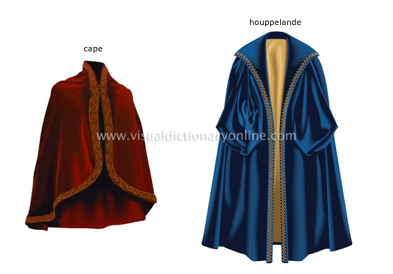 CLOTHING & ARTICLES :: CLOTHING :: ELEMENTS OF ANCIENT COSTUME [7 ...