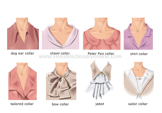 examples collars 2 Types Of Collars