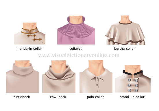 examples collars 3 Types Of Collars