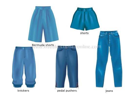examples of pants [1]