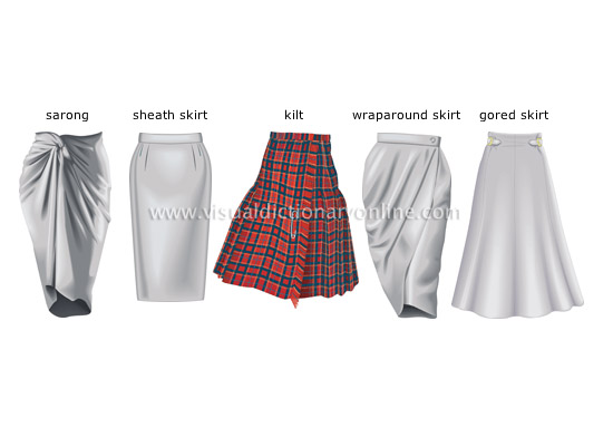 examples of skirts [1]