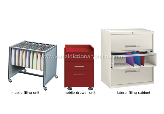 Filing Furniture Office