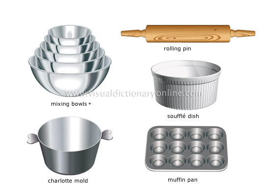 FOOD & KITCHEN :: KITCHEN :: KITCHEN UTENSILS :: BAKING UTENSILS