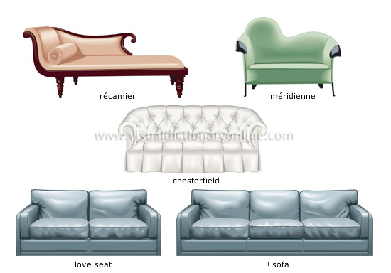examples of armchairs [2]