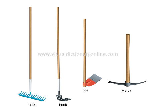 Plants gardening gardening tools for loosening the for Gardening tools used in planting crossword clue