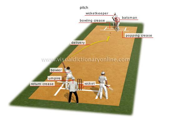 Sports Amp Games Ball Sports Cricket Field 3