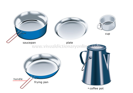 Sports Games Outdoor Leisure Camping Cooking Set Image