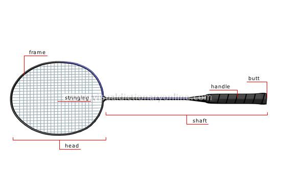 sports \u0026 games racket sports badminton badminton racket