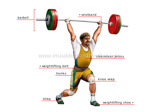 sports games strength sports weightlifting weightlifting