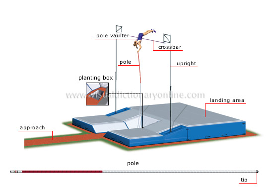 SPORTS & GAMES :: TRACK AND FIELD :: JUMPING :: POLE VAULT image ...
