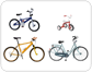 examples of bicycles [1]