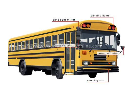 Transport Amp Machinery Road Transport Bus School